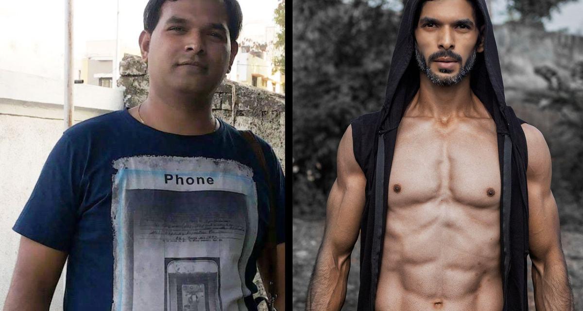 Como este hombre perdió 33 kg para parecerse a Superman a su hija 1