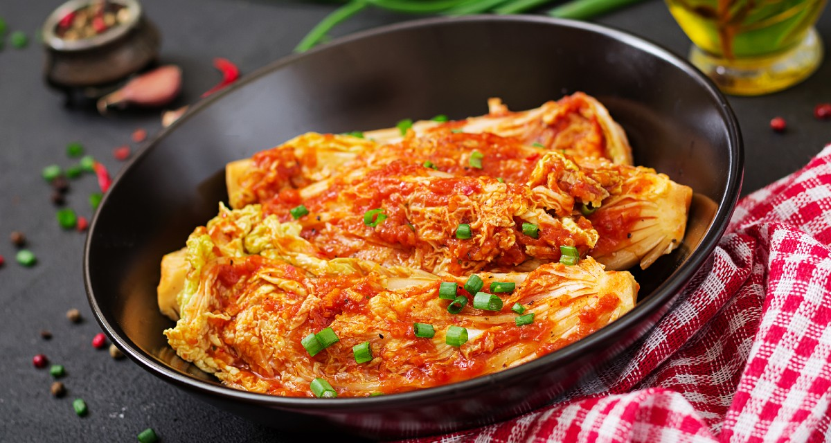Kimchi: que es, beneficios y como se hace 1