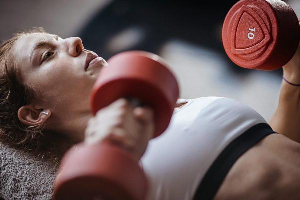 Pon el gimnasio en tu vida ahora, mira los beneficios 1