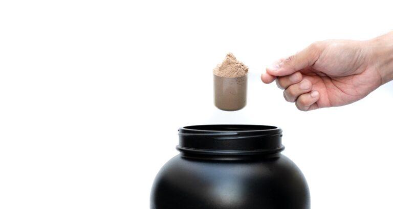 No crea esas mentiras sobre la proteína de suero 10