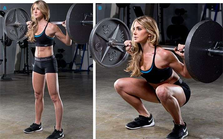Los 5 mejores ejercicios multiarticulares para incluir en el entrenamiento 6