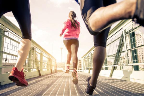 ¡Elimina el estrés corriendo! 1