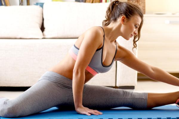 ¿Cómo no lesionarse entrenando en casa? 1