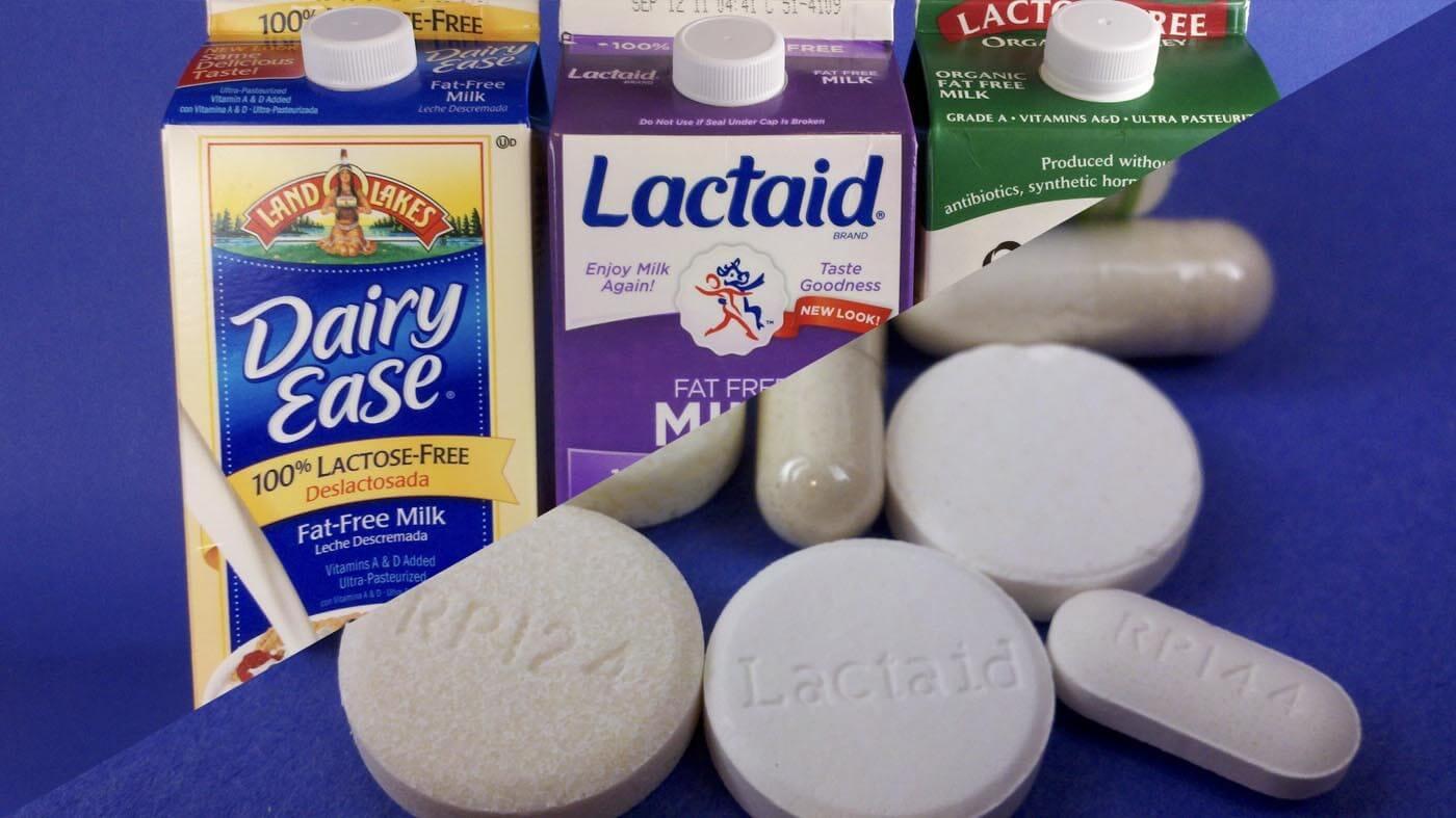 Comentarios de suplemento de enzima lactasa y leche sin lactosa 1