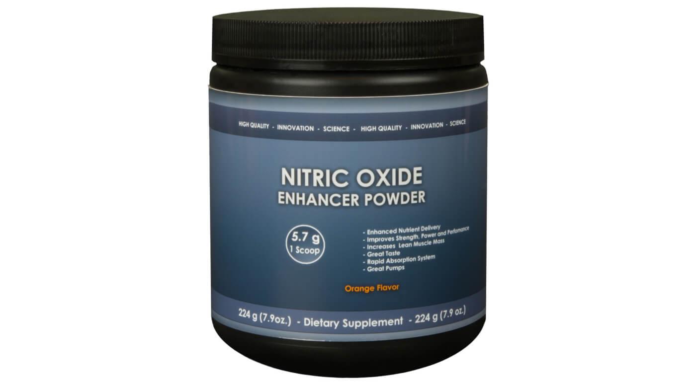 Suplementos de óxido nítrico para culturismo y rendimiento deportivo 1