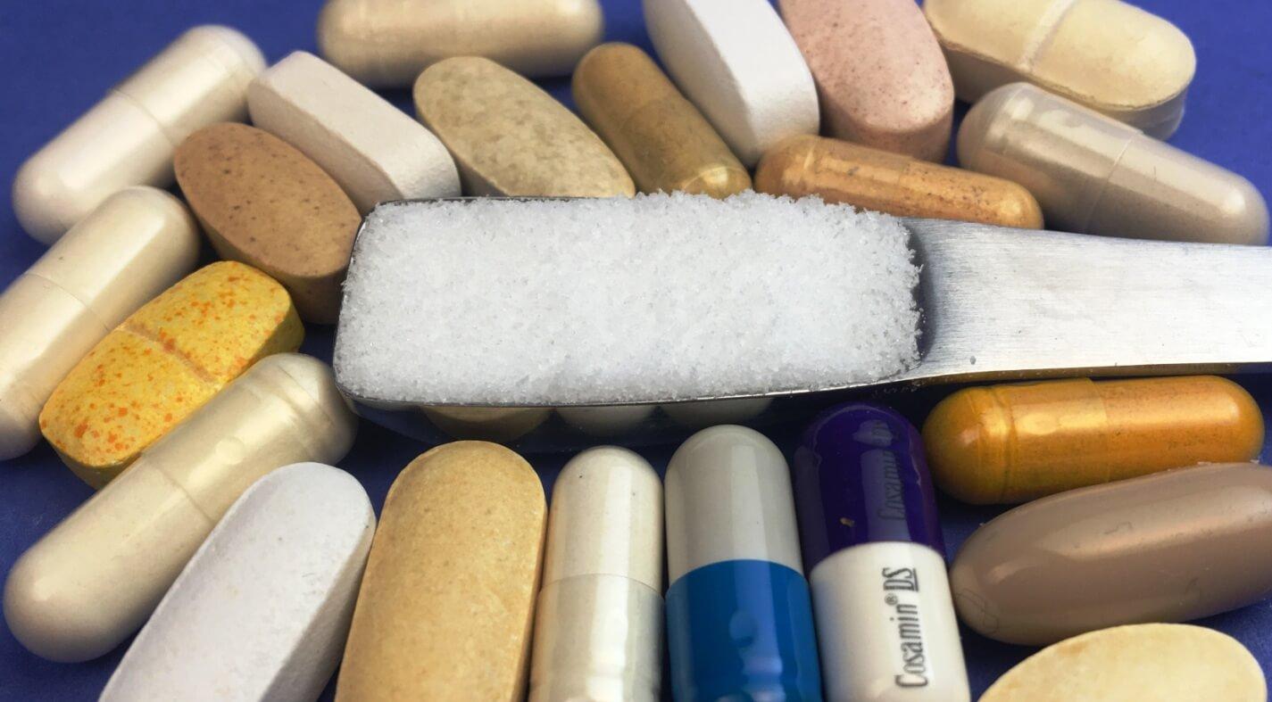 Revisiones conjuntas e información sobre suplementos de salud 1