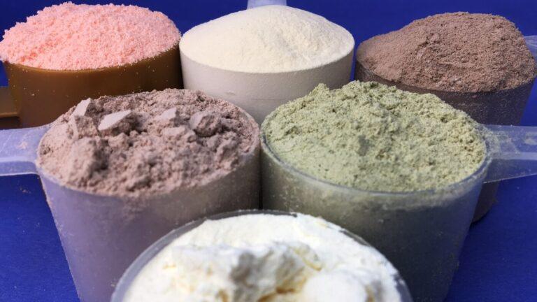 Revisión de proteínas en polvo, batidos y bebidas 4