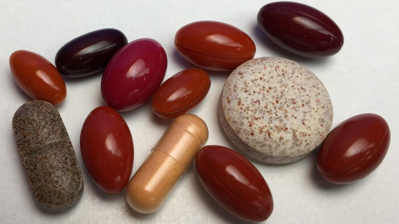 Revisión de suplementos para la vista - Luteína y zeaxantina 1