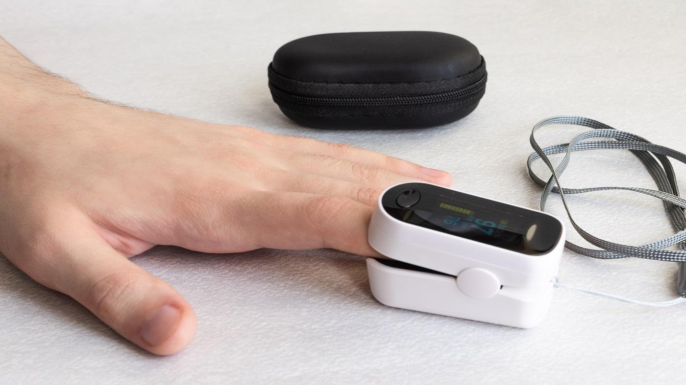 El mejor oxímetro de pulso para uso doméstico 1