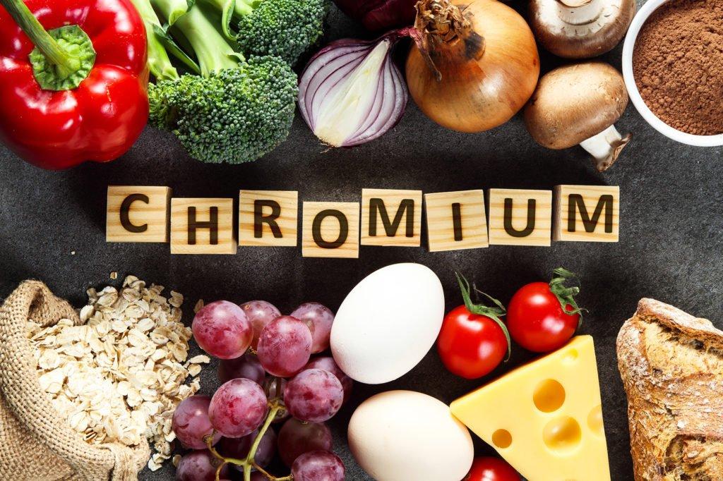 7 beneficios para la salud del cromo + efectos secundarios 1