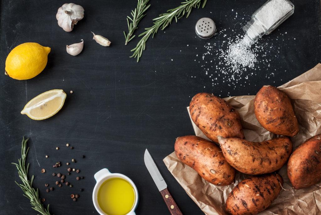 5 beneficios de las batatas blancas + información nutricional y recetas 5