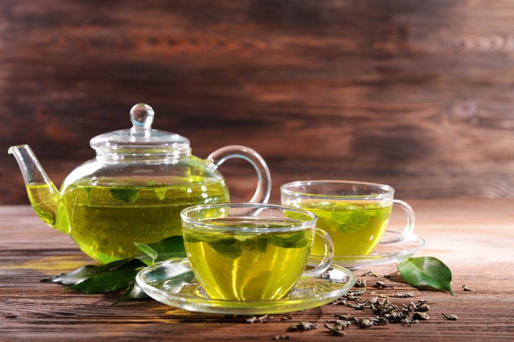 5 tipos principales de té + producción y componentes activos 1