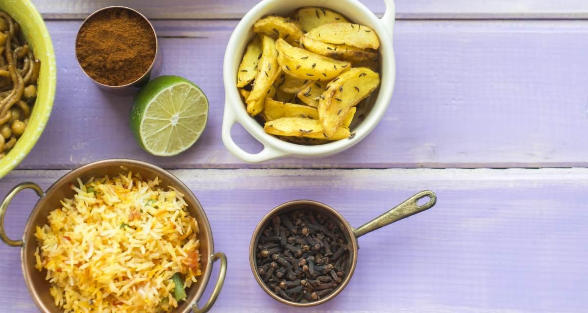 ¿Qué es mejor para bajar de peso: arroz o patatas? 13