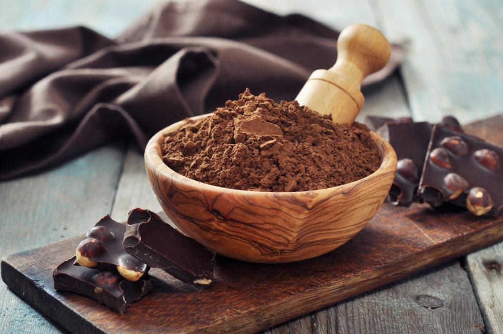 5 Beneficio para la salud de la algarroba + Nutrición y cómo el chocolate lo supera 1