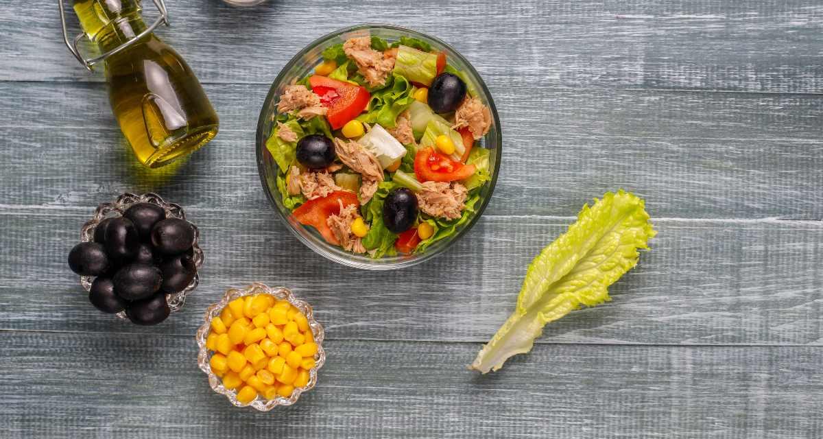Los expertos eligen la dieta mediterránea como la mejor para 2021 13