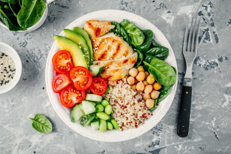 Alimentos para ganar masa muscular 1