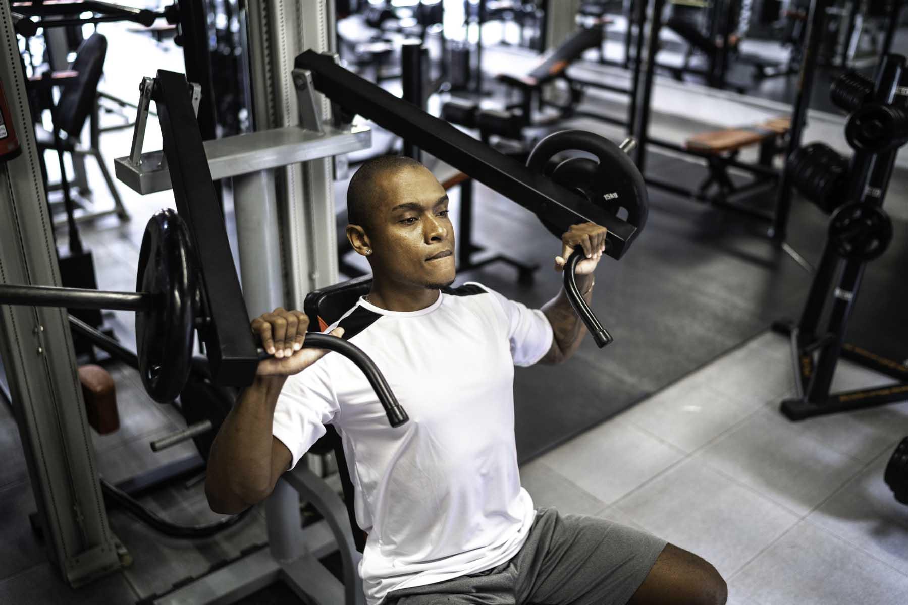 Entrenamiento de hombros: 8 ejercicios principales 1