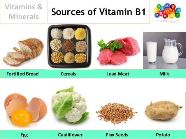 9 beneficios de la tiamina (vitamina B1) + fuentes, dosis 1