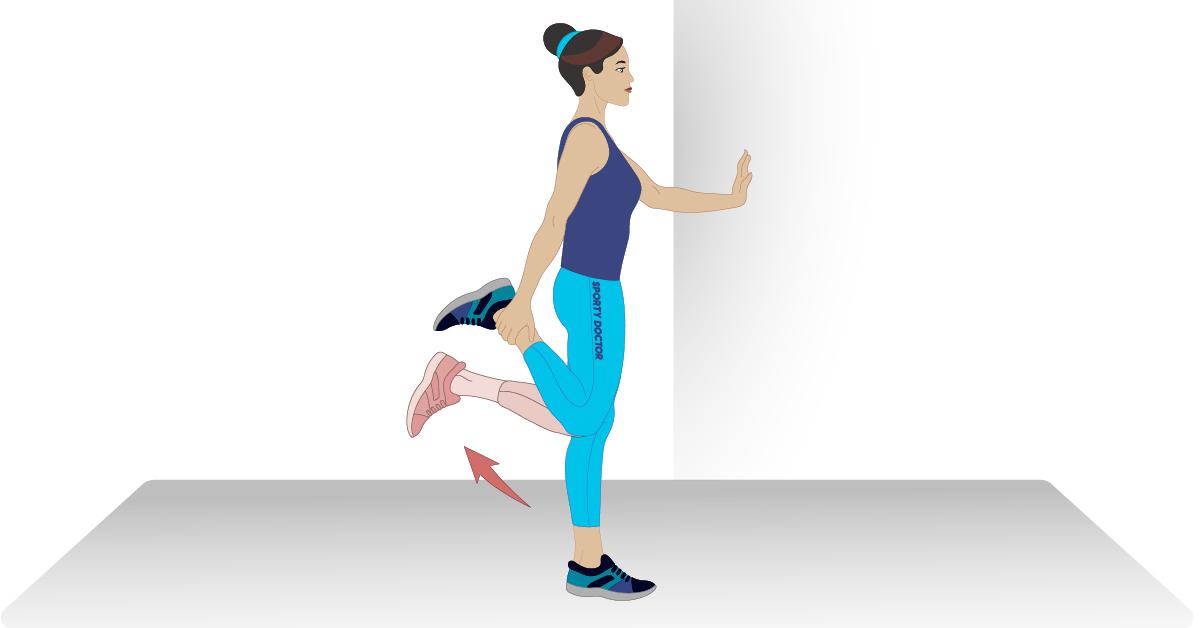 6 Estiramiento de cadera efectivo para caderas tensas y dolor de cadera 5