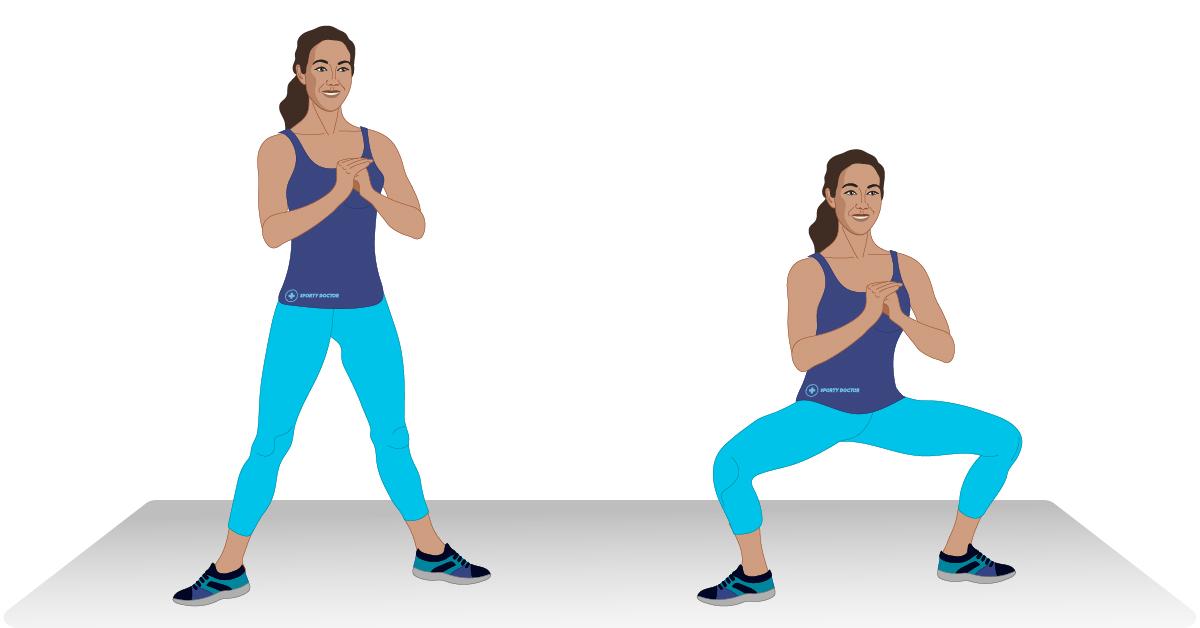 6 Estiramiento de cadera efectivo para caderas tensas y dolor de cadera 6
