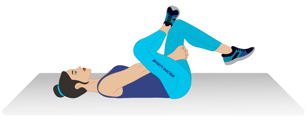 6 Estiramiento de cadera efectivo para caderas tensas y dolor de cadera 7