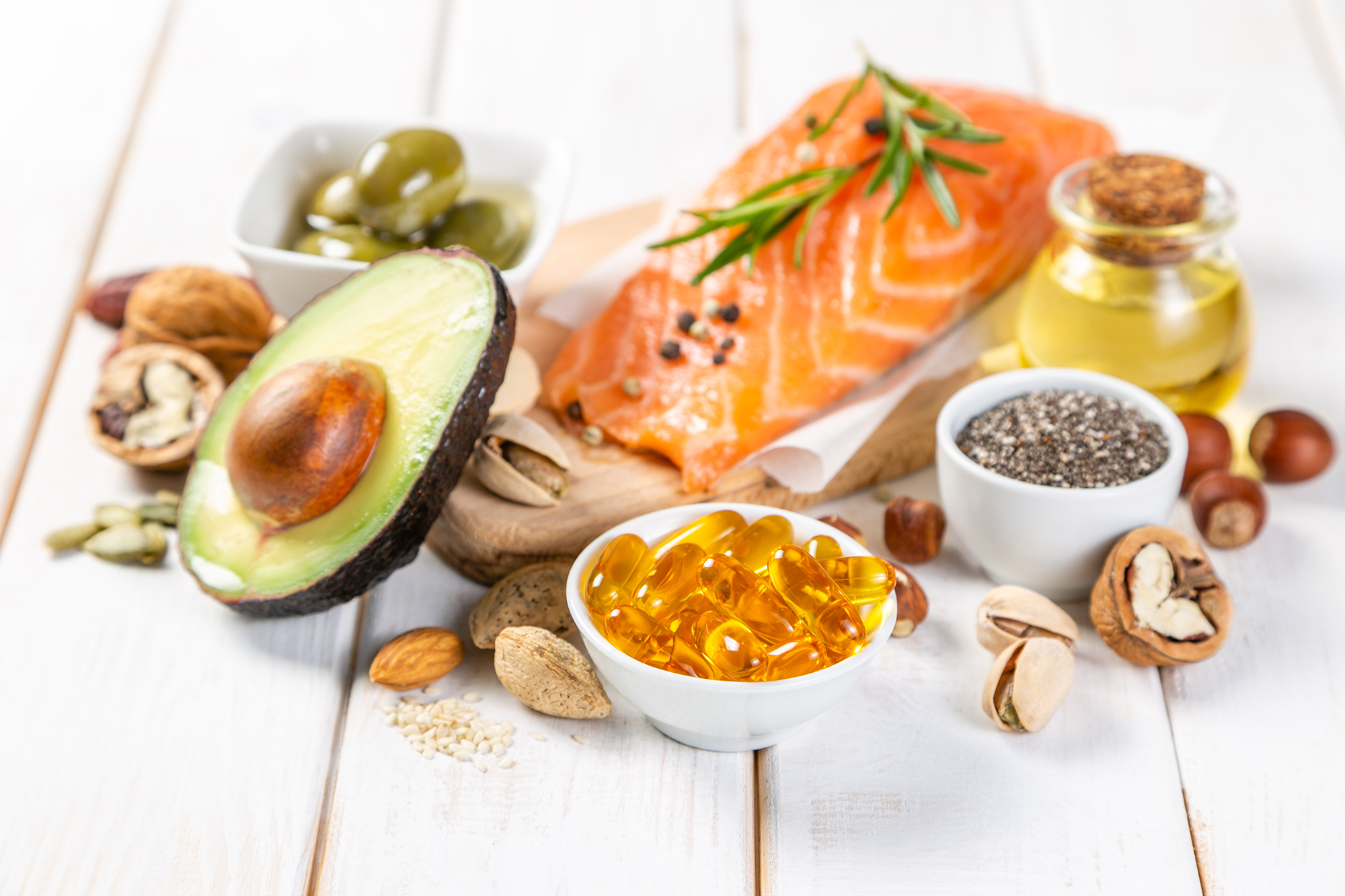 ¿Pueden los ácidos grasos omega-3 ayudar al coronavirus (COVID-19)? 1