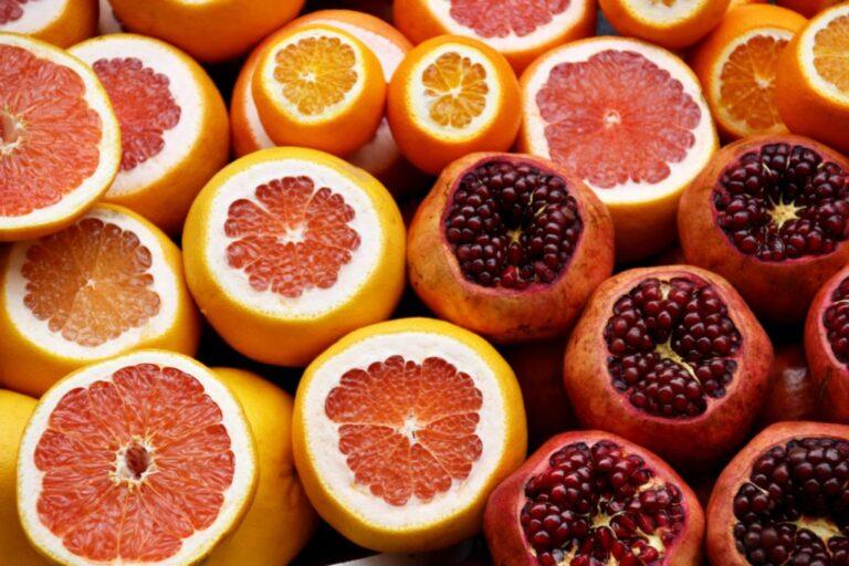 29+ Alimentos con síntomas de vitamina C y deficiencia 23